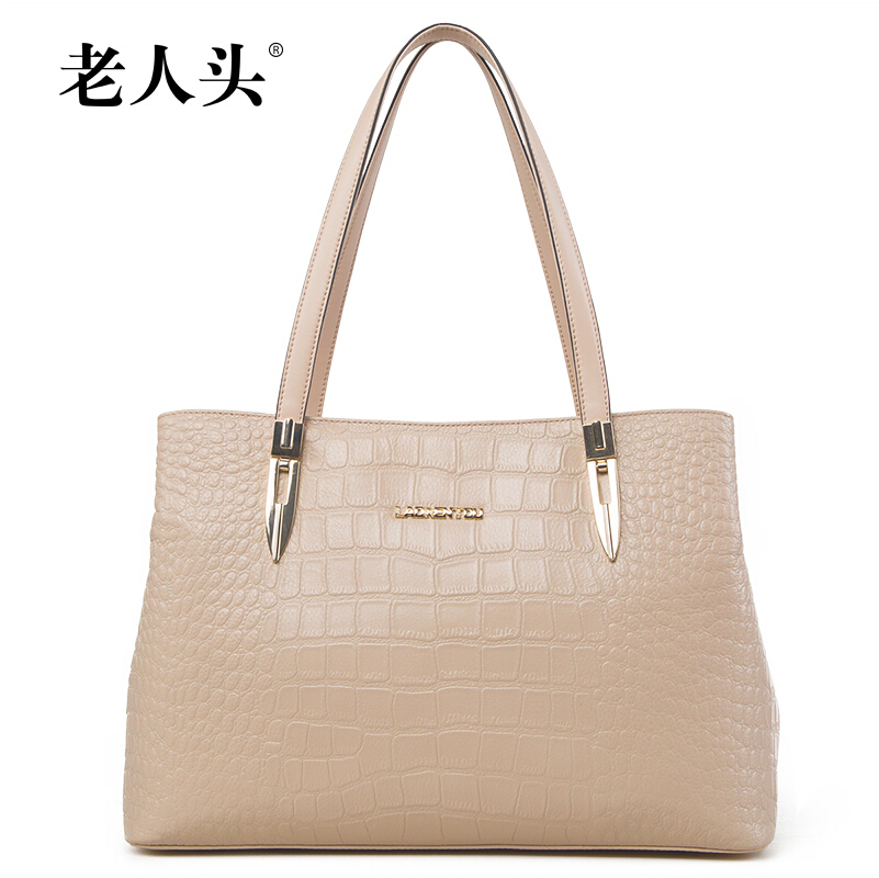 LAORENTOU Famous brands top quality dermis women bag 2015 summer new high-grade crocodile pattern handbag Shoulder Messenger Bag zooler famous brands top quality dermis women bag 2015 new fashion trend hollow shoulder messenger bag
