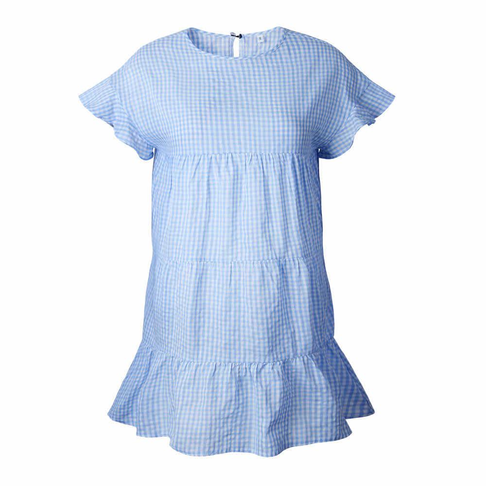 2019 женское платье винтажные вечерние модные с коротким рукавом Vestidos Verano с принтом Note сексуальное летнее Элегантное повседневное платье