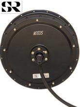 MXUS V3 3000 W brushless aucun-vitesse hub moteur pour arrière vélo électrique vélo électrique