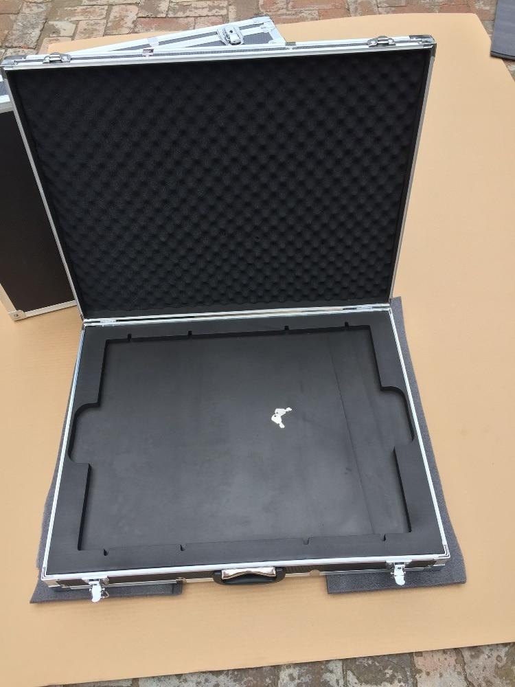 custom Aluminum alloy tool case equipment suitcase for Steve Nguyen ( with custom EVA foam) 6pcs chishimba mowa and bao tran nguyen mapping cells expressing estrogen receptors