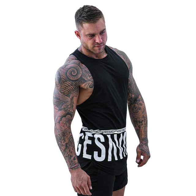 Men Bodybuilding Tank Top...