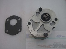 Jinma tractor JM184 JM284 the hydraulic pump CBN314L left rotation flat connection short shaft and end