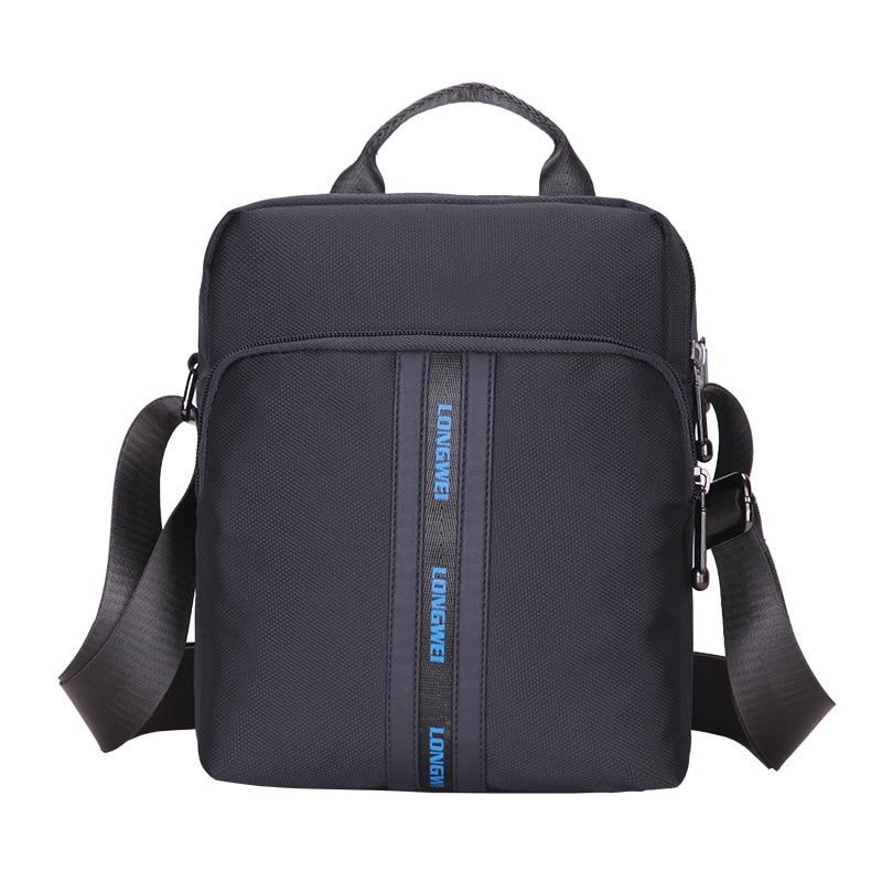 TETHYS New 2016 Hot Sale Men s Bag Original Oxford Water proof Zipper Bag Man Famous