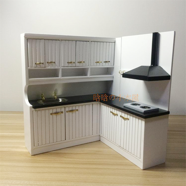 dollhouse kitchen furniture. Fine Furniture 112 Dollhouse Miniature Kitchen Furniture Set Pretend Play Doll House Toy  Accessories For U