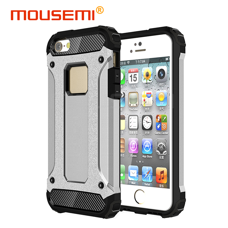 iPhone 5s Case Silicone Luxury Shockproof Case Cover