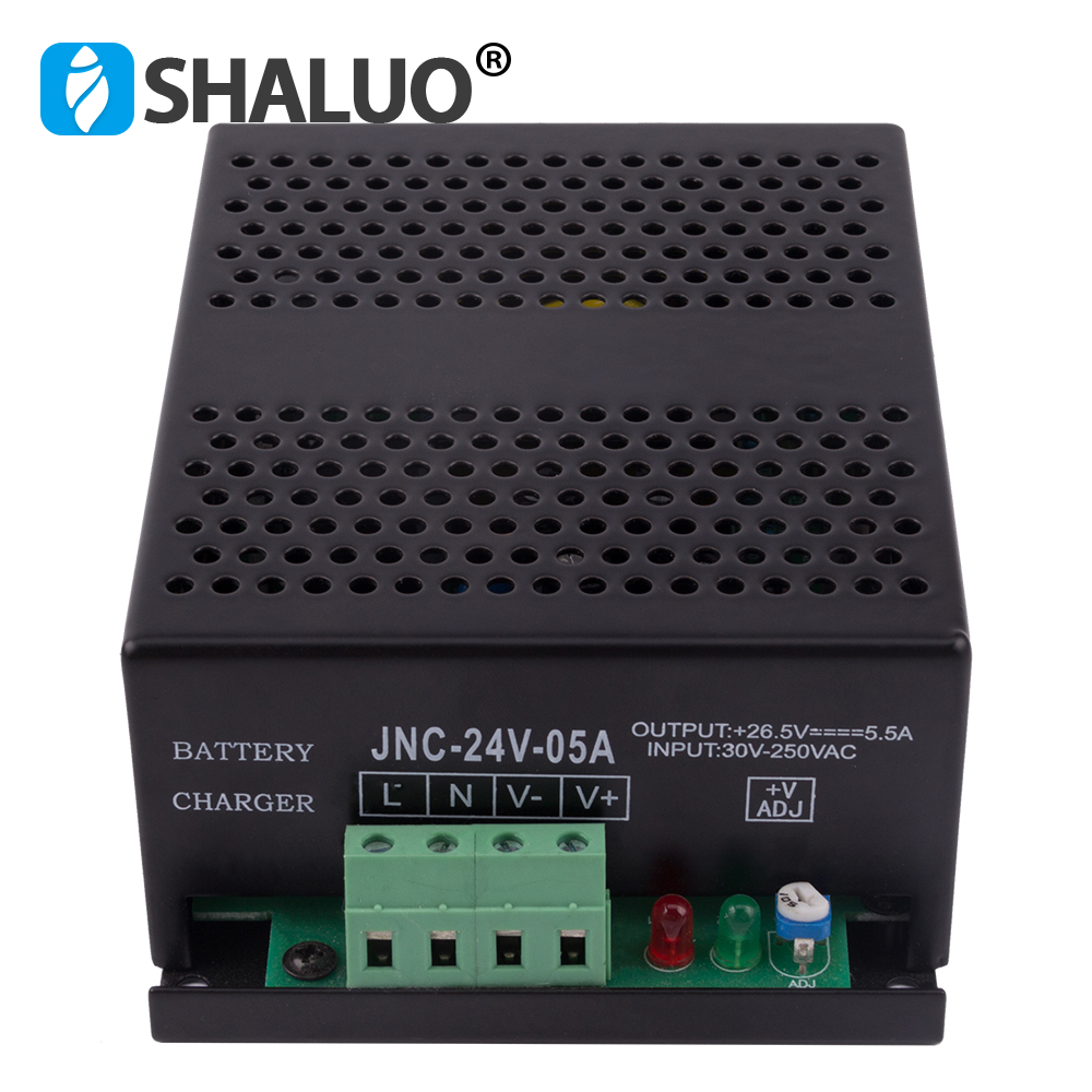 JNC 24V 05A 12V 24V intelligent Battery Charger Module 6A powerful Generator Battery Chargers Circuit Design Adapter