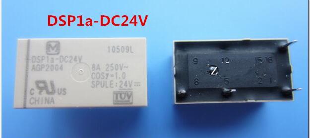 HOT NEW relay DSP1a-DC24V AGP2004 DSP1aDC24V DC24V 24VDC DIP4