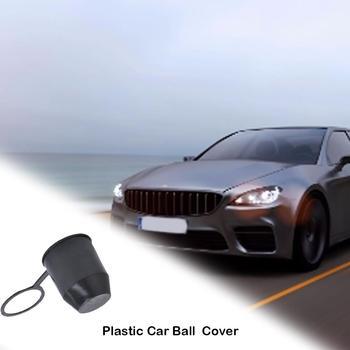 Samochód hak holowniczy do piłki ręcznej z tworzywa sztucznego Cap holowania piłki holowania pokrywa ochronna zaprojektowane tak aby pasowały do 50 MM do piłki ręcznej tanie i dobre opinie Silnik czepki Towball cap cover