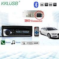 Car Radio 1 Din Jsd 520 12V Bluetooth Car Stereo In Dash FM Usb Aux Input