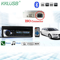 Car Radio 1 Din Jsd 520 12V Bluetooth Car Stereo In Dash FM Usb Aux Input