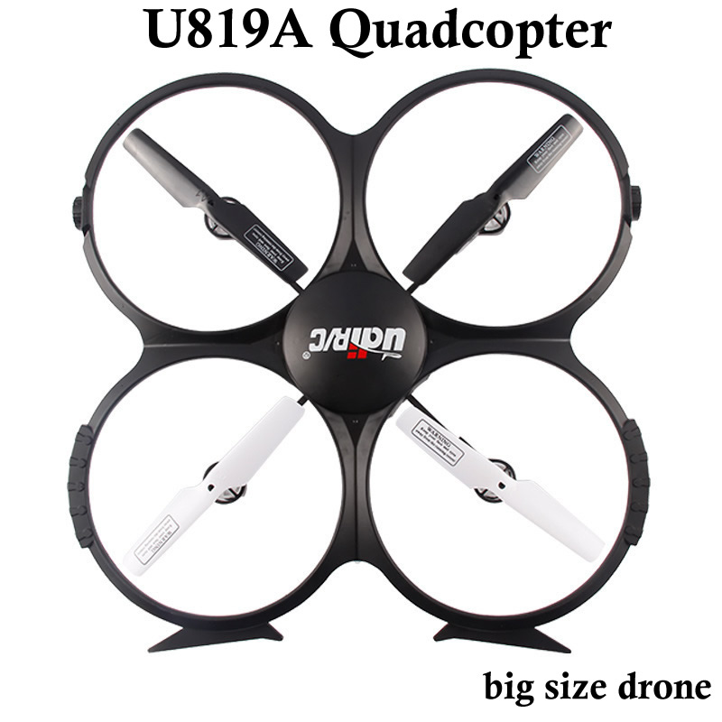 Drone with optional Camera HD High Quality 4CH Quadcopter Udi U819A drone Headless 6 Axis Gyro RC Quadcopter VS U818A FSWB купить
