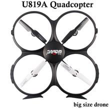 Drone with optional Camera HD High Quality 4CH Quadcopter Udi U819A drone Headless 6 Axis Gyro RC Quadcopter VS U818A FSWB