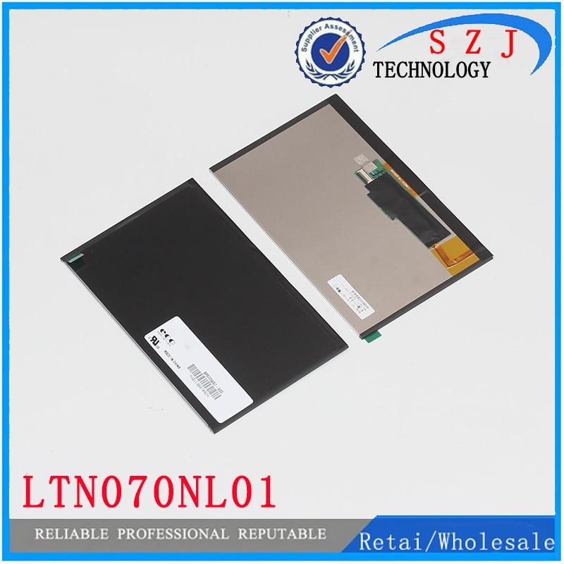 New 7'' inch LCD Display Sscreen LTN070NL01 FOR cube TALK7X U51GT U51GT-C4 U51GT-C4B TABLET Replacement Free Shipping new original ltn070nl01 lcd display screen panel for cube talk7x u51gt tablet