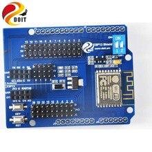 Серийный плата WiFi для Arduino UNO R3 2560 от ESP8266 Wi-Fi, веб-сервер щит ESP-13 IoT DIY макетная плата комплект