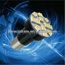 2PCS RV Interior LED Ba15s 1156 1073 12SMD LED Bulbs SUNSET WHITE 300 LUMEN Indoor Decoration PA