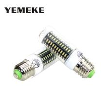 LED Bulb E27 E14 LED Corn Light No Flicker/Strobe SMD4014 lampe LED lamp White/Warm White Light Bulbs 220V 38 55 78 88 140LEDs