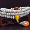 Popular High  Natural Bodhi Seed Bracelet Tibet Buddhist Prayer Beads Bead Bracelets Fashion Accessories Women'S Jewelry