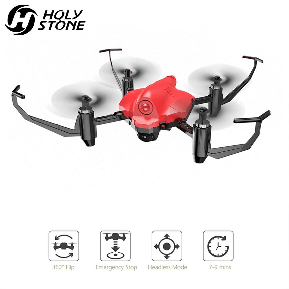 Holy Stone HS177 Red Mini Drone RC Drone Quadcopters Headless Mode - დისტანციური მართვის სათამაშოები - ფოტო 3