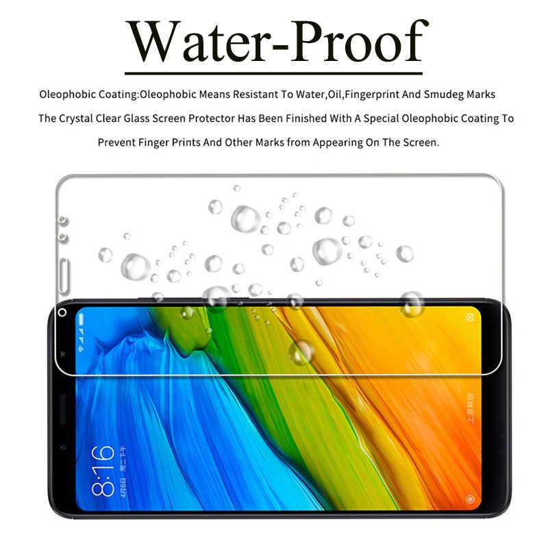 Vitre de protection pour Xiaomi redmi 5a note 5 pro plus verre trempé ksiomi xiaom hyomi redme note5pro note5plus 5 a a5 Film 9h