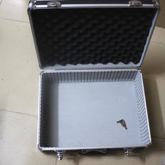cassetta portautensili in alluminio di alta qualità custodia - Portautensili - Fotografia 3