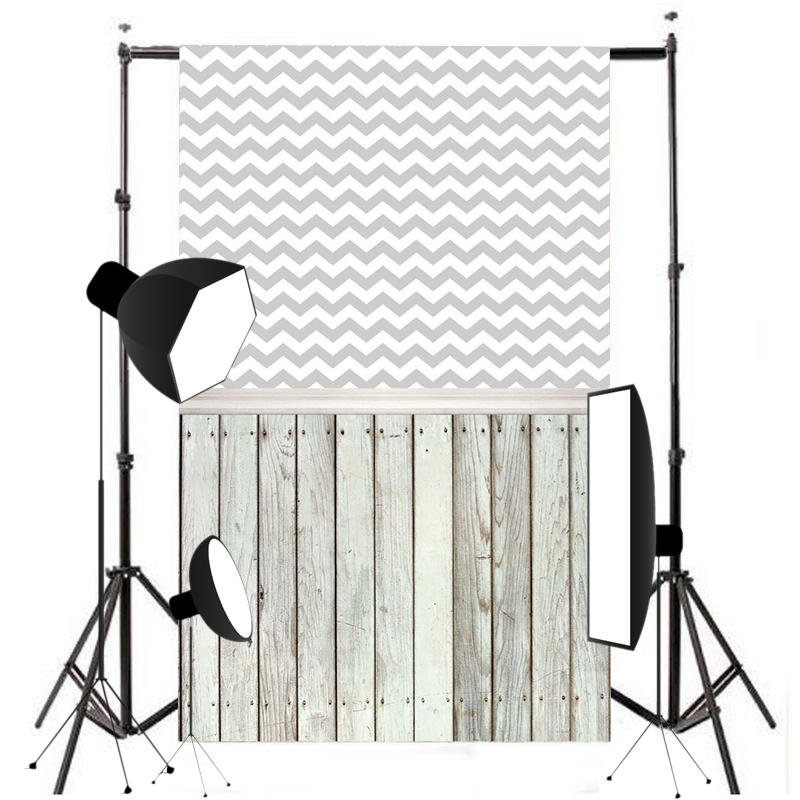 Mayitr 7 x 5ft For Gray blue Chevron Photo Backdrop-Grey Chevron Pattern Photography Background white plank backdrops Studio missoni for target travel tote colore chevron pattern