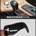 Tampa do Botão Da Engrenagem de Fibra De carbono Guarnição para RX200t ES200 NX200t NX 300 h ES Lexus RX 450 h É RC