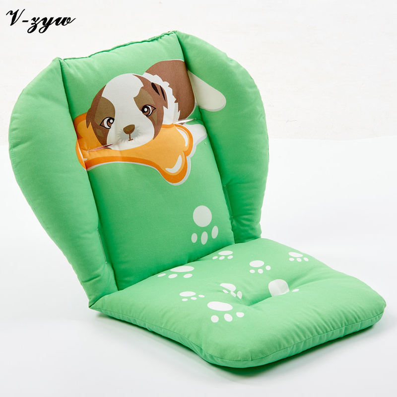 Cartoon Cotton Stroller Liner Seat Cushion, Pram Pad, Baby Chair/Car Seat Pads Stroller Accessories Chair Cushion YS046
