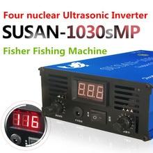 4 原子力発電ブースターキット電気フィッシャー釣り機電気釣り機 Y ハイパワー超音波インバータ