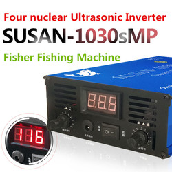 High-power Ultrasonic Inverter Four Nuclear Power Booster Kit Electric Fisher Fishing Machine Electric Fishing Machine Y