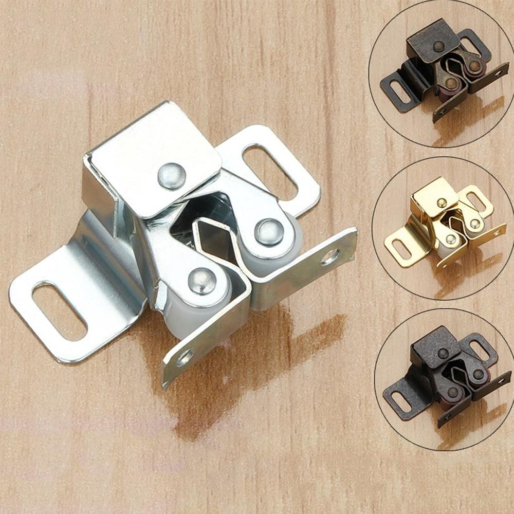 Original 1 Pcs Tür Stop Näher Stopfen Dämpfer Puffer Magnet Schrank Fänge Mit Schrauben Für Schrank Hardware Möbel Armaturen