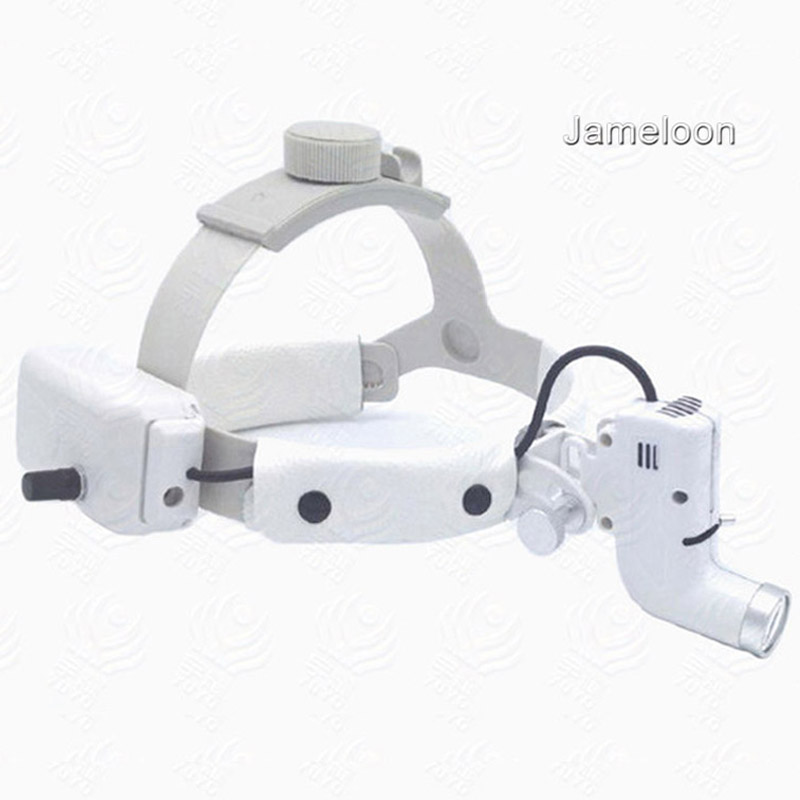 surgical headlight medical led light loupe magnifier head lamp adjustable high intensity operation chargeable dental headlamp 2018 good quality adjustable dental surgical headlight led headlamp black medical lab equipments