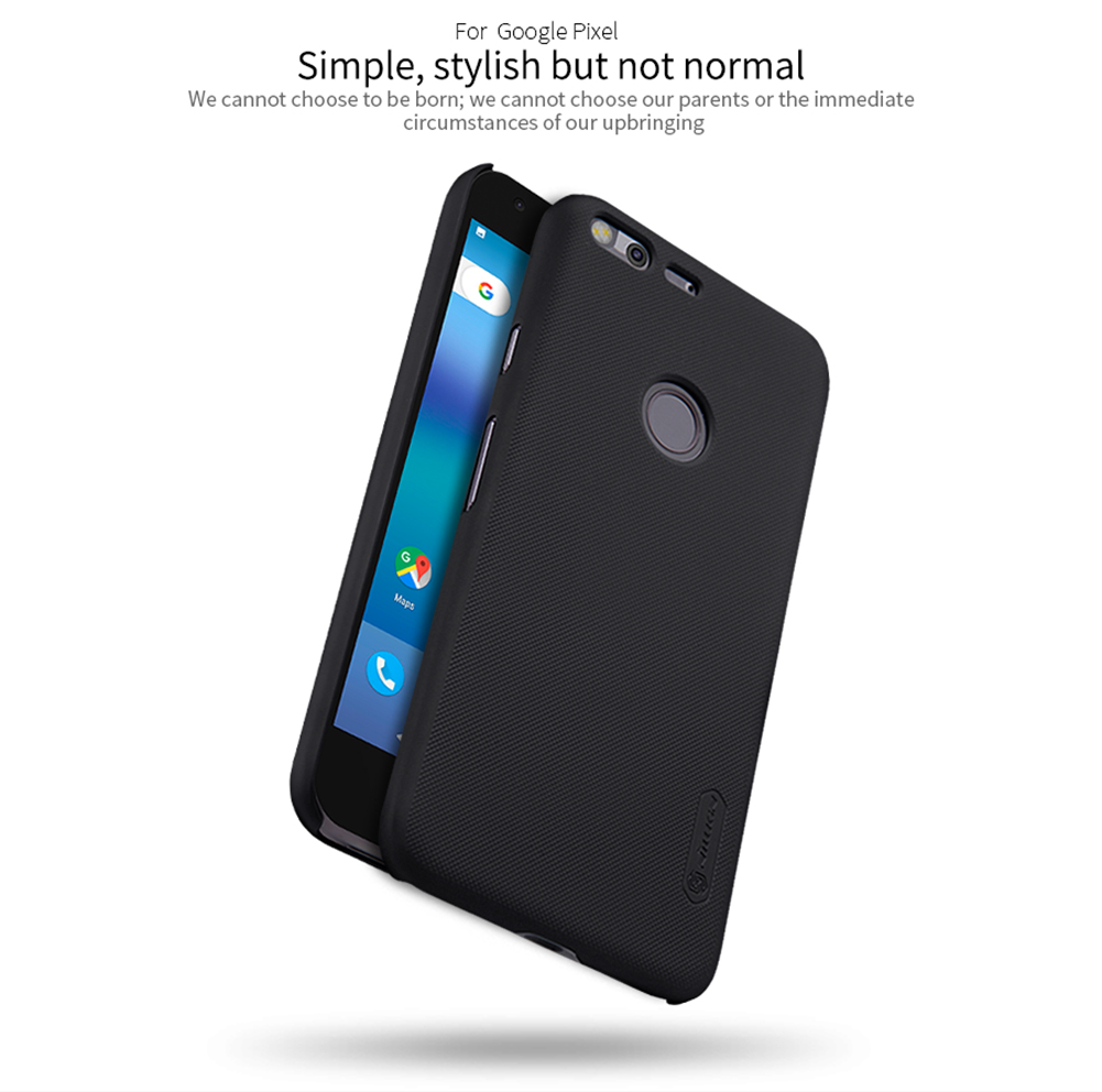 Google Pixel 5.0 Cover Super Frosted Shield For Google Pixel Nexus S1