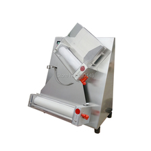 CHEF PROSENTIALS Electric dough roller Commercial 18 inch 2 rollers dough sheeter machine Automatic Stainless steel dough press