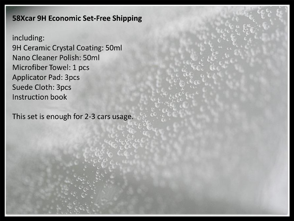 SuperHydrophobic Scratch Resistant Nano Ceramic Coatings
