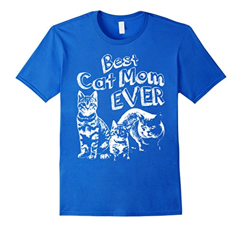 2017 Hot Sale New T Shirt Mens Short Best Cat Mom Ever Funny Cat Lady Cute T-Shirt O-Neck Tall T Shirt