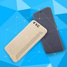 Case For Huawei Honor 9 Case Original NILLKIN Sparkle Flip Leather Phone cases For Huawei Honor 9 Case