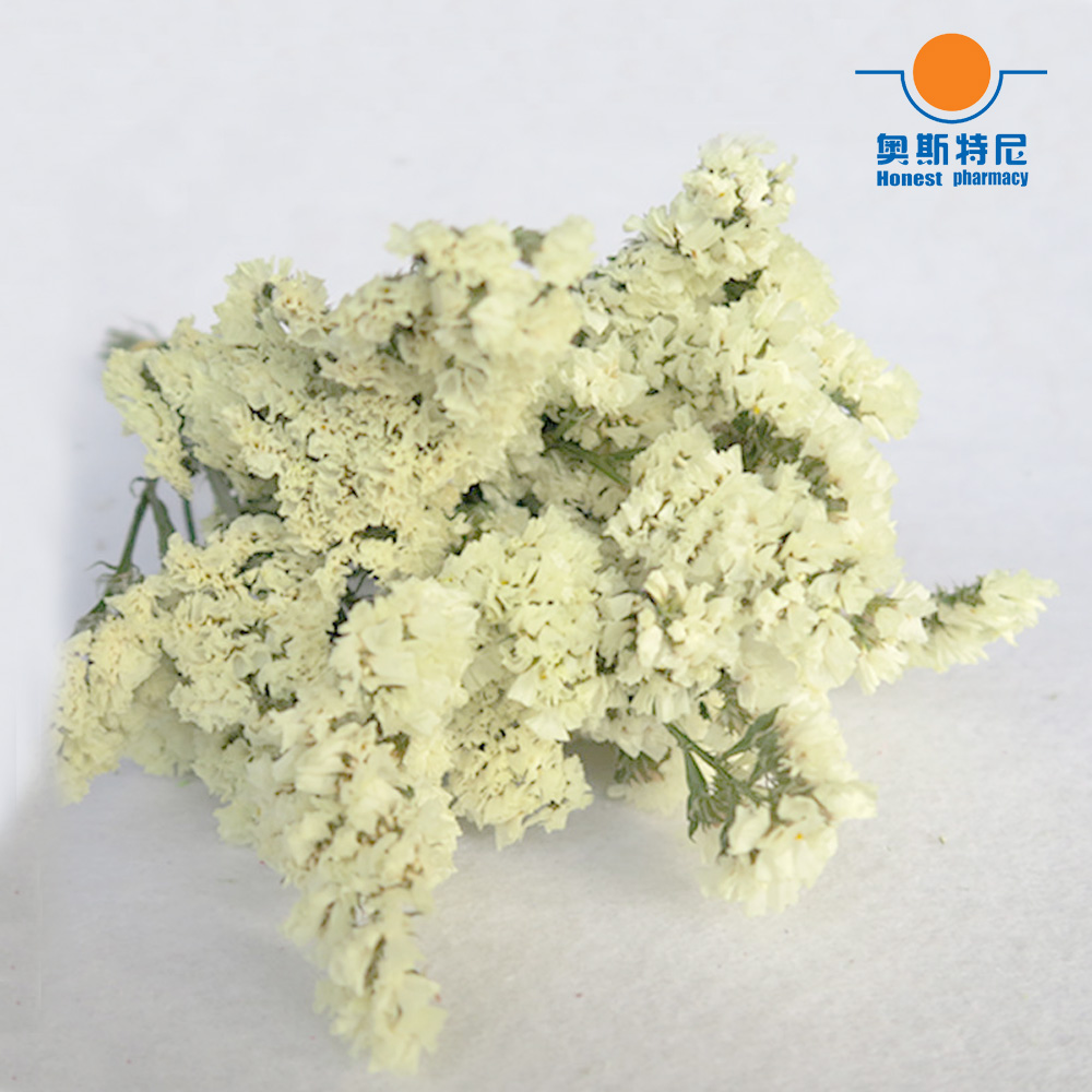 Yellow Color Dried Natural Flower Bouquets Natural Dried Myosotis