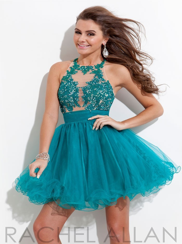 Popular Green Homecoming Dresses-Buy Cheap Green Homecoming ...