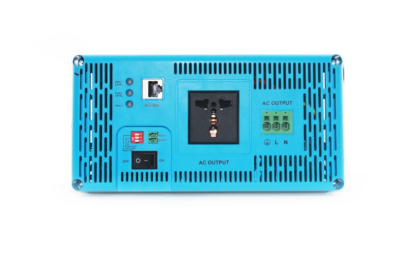 Image 2 - Free Shipping EPEVER Inverter,SHI3000 3000W invertor DC 24V/48V input to AC output 220V with EU/AU socket,pure sine waveInverters & Converters   -