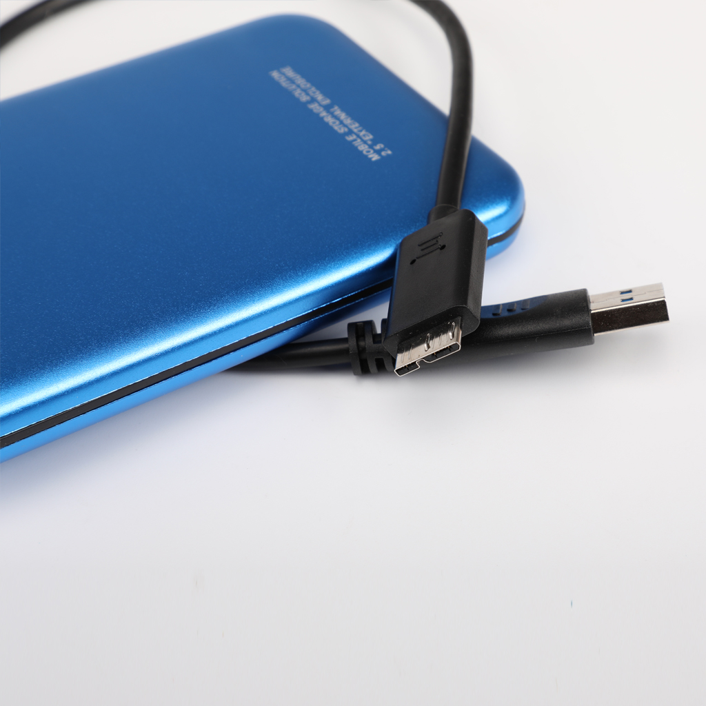 Portable 2.5 Inch SATA to USB 3.0 SSD External HDD Solid State Drives 240G