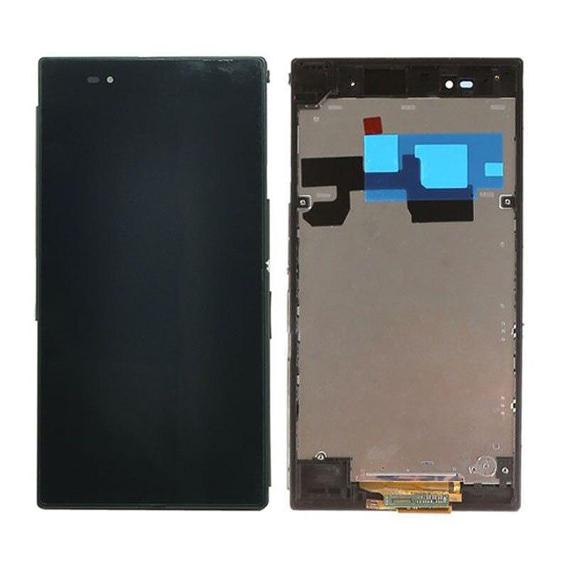 Photo: sony_xperia_z_ultra_11_black_front_horiz.jpg 7000 x ...  Sony Xperia Z Ultra Black