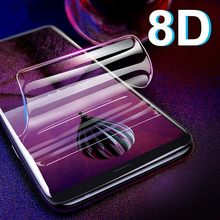 2pcs/Lot 3D soft PET film for Samsung Galaxy S7 S6 edge S8 S9 plus Note 8 9 Screen Protector Protective Not Tempered Glass(China)