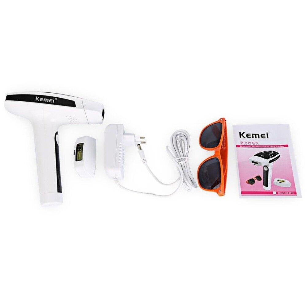 Épilateur Laser électrique indolore pour femmes dépilador taille compacte aisselles pour le corps outils d'épilation des aisselles des jambes rasoir dépilatoire