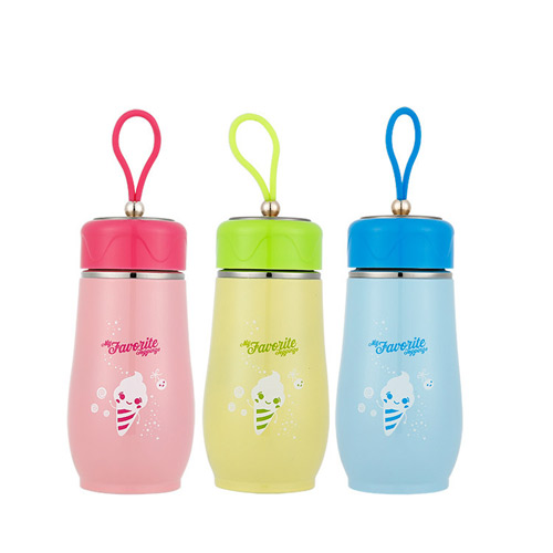 My Favouite Travel Mug Tea Coffee Water Vacuum Cup Thermos Bottle Stainless Steel Water Bottle Mug Ice Cream thermos fdh 2005 mtb vacuum inculated bottle