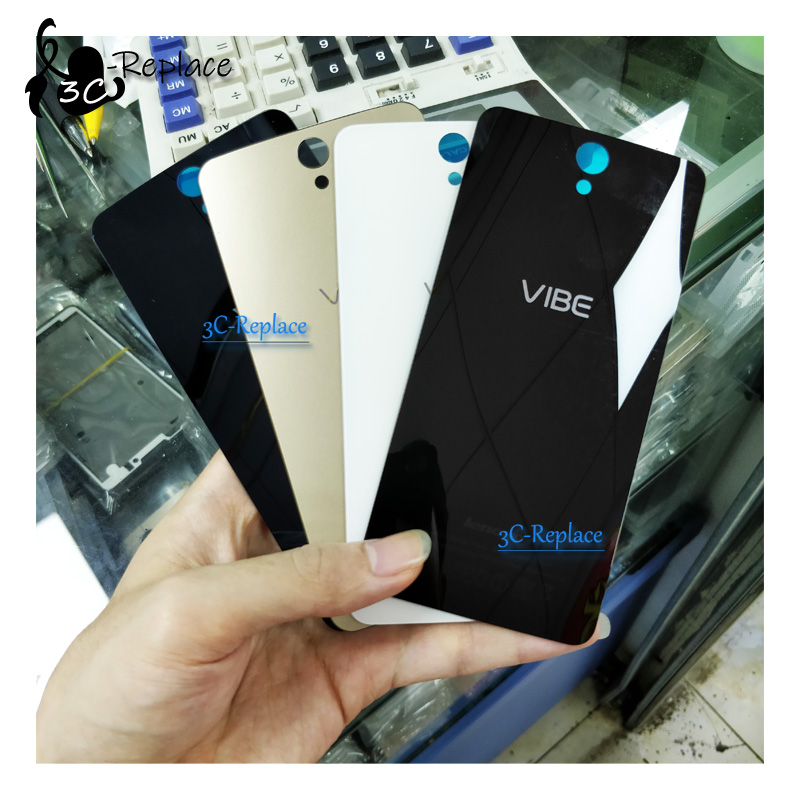 Case Housing Back-Cover Glass-Battery Vibe Replacement for Lenovo S1A40 4-Colors Original