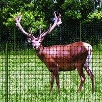 1 pc 2.1x30 m reutilizável pássaro rede anti pássaro veados pragas jardim frutas vegetais proteção net 7ftx100ft 2cm buraco Cercas  grades e portões     -
