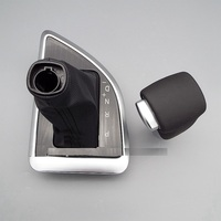 gear knob Gear Shift handle bar knob black color for Chinese Brilliance V5 H530 AT Auto car motor part 4527008