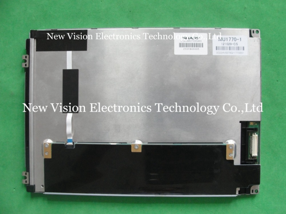 "LQ084V1DG43 Original 8.4"" LCD Module for Industrial Equipment-in LCD Modules from Electronic Components & Supplies"