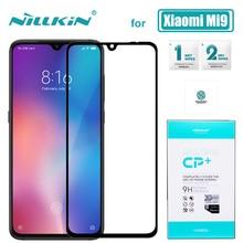 Xiaomi mi 9 mi 9 mi 8 Lite Стекло Nillkin CP + Полное покрытие закаленное Стекло Экран протектор 2.5D для Xiaomi mi 9 mi 9 mi 8 Lite Стекло
