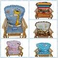 Grosso Carrinho de Bebê Infantil Crianças Criança Dormindo Travesseiro Capa de Almofada Do Assento de Carro Cadeira Carro Carrinho Guarda-chuva Carrinho De Bebê Forro de Algodão Tapete